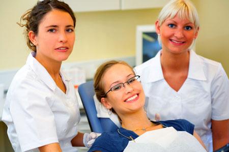 Tandblekning med laser hos tandläkare
